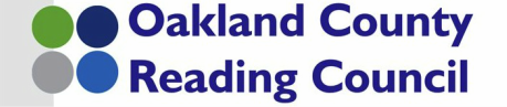 Oakland County Reading Council